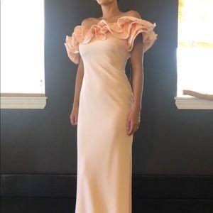 Ralph Lauren Blush Gown